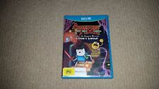 Adventure Time Explore the Dungeon Because I Dont Know Nintendo Wii U Game PAL