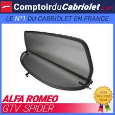 Filet anti-remous coupe-vent, windschott Alfa Romeo GTV Spider cabriolet - TUV
