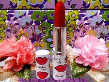 """Clinique Kisses Long Last Soft Matte Lipstick in*Matte Crimson* """" FREE POST !! """""""