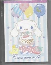 Sanrio Cinnamoroll Notepad Extra Thick Balloons