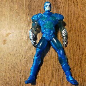 Mr FREEZE ICE BLAST 5'' FIGURE DC COMICS BATMAN AND ROBIN SERIES KENNER 1997