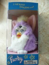 FURBY - SPECIAL LIMITED EDITION, Model 70-884, NEW IN BOX, BLUE EYES,1998