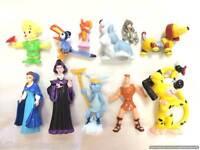 Disney Character PVC Figure Set