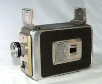 Vintage Kodak Brownie 8mm Movie Camera II 13mm f/2.3 Lens