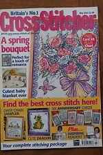 May Monthly Cross Stitcher Craft Magazines