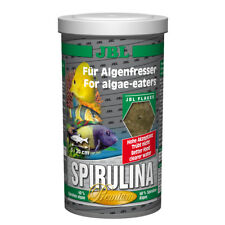 JBL Spirulina 1 L, Premium Main Food for Algae Eaters 3 to 20 CM