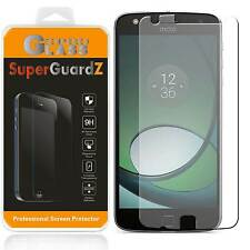 SuperGuardZ® Tempered Glass Screen Protector For Motorola Moto Z Play Droid