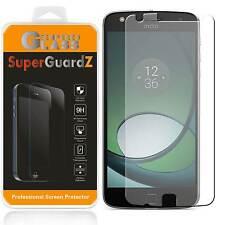 2X SuperGuardZ® Tempered Glass Screen Protector For Motorola Moto Z Play Droid
