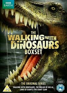 THE WALKING WITH DINOSAURS BOXSET Complete Collection DVD (Region 4)