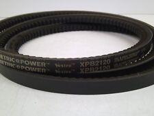 NEW! XPB2120 17mm x 2120mm  XPB2120 Wedge Cogged Matchmaker Machine V-Belt SM