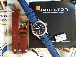 HamiltonKhaki Field Mechanical 38mm watch