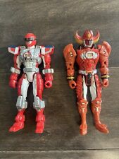 2007 Lite-Up Moltor Bandai Action Figure Power Rangers Operation Overdrive