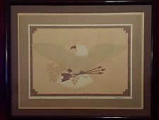"""Roberta Adkins Quilt Serigraph """"Proud Heritage"""" Signed and Numbered 34/2500"""