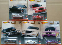 Hot Wheels Car Culture Power Trip Buick Plymouth GMC Dodge Chevy  lot  5 (NG160)