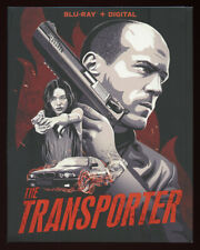The Transporter (BLU-RAY SLIPCOVER ONLY)