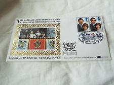 BENHAM STAMPS THE MARRIAGE OF THE PRINCE OF WALES & LADY SPENCER 29th JULY 1981