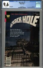 The Black Hole #1 CGC 9.6 NM+ Whitman Variant WHITE PAGES