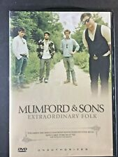 "Mumford & Sons ""Extraordinary Folk"" DVD 2012"