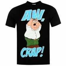 518338753c2b Family Guy Peter Griffin Aw Crap New Officially Licensed Various Sizes T- Shirt