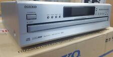 ONKYO dx-c390 CD PLAYER CON 6-disc CD CAROSELLO Changer ARGENTO EX-DEMO # 392