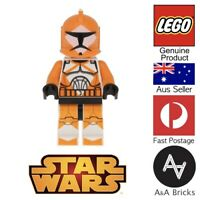 Genuine LEGO® Minifigure - STAR WARS - Bomb Squad Trooper