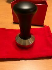 LuxHaus 51mm Calibrated Espresso Tamper - Coffee Tamper 100% FLAT