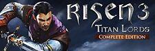 Risen 3 Complete Edition - STEAM - KEY - Code - Download - Digital - PC