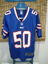 Vintage Screened NFL PRO LINE KIKO ALONSO BUFFALO BILLS 50 JERSEY MENS M