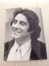 MICHEL DELPECH PHOTO DE PRESSE ORIGINALE 24x18cm