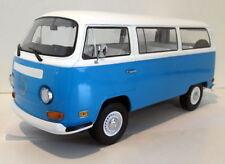Modellini statici di auto, furgoni e camion blu per VW