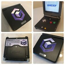 NINTENDO NGC GAMECUBE GAMEBOY ADVANCE SP GBA SP SYSTEM AGS 101 CUSTOM