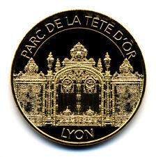 69 LYON Parc de la Tête d'Or, Grille d'entrée, 2018, Monnaie de Paris