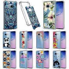 For Samsung Galaxy S10e / S10 Lite G970 Flexible TPU Case Shock Bumper Clear