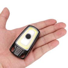 USB COB LED Torch Light Key Pocket Flashlight for BMW Keychain Camp Mega Ultra