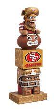 San Francisco 49ers Tiki Tiki Totem Statue NFL - Free Ship