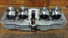 1975 HONDA CB750 HM640 TOP END JUG CYLINDERS W/ PISTONS