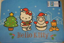 ZERBINO TAPPETINO HELLO KITTY NATALIZIO, CHRISTMAS DOORMAT HELLO KITTY