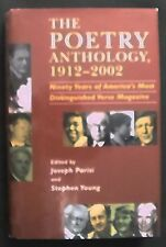 The Poetry Anthology, 1912-2002: 90 Years of Distinguished Verse HB/DJ 2002 FINE