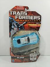 2010 TRANSFORMERS GENERATIONS BLURR Autobot Deluxe Class CHUG MOC NEW