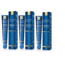 Anti Acne Facewash Dermina With Vit-E Glycolic Acid 60g Aloevera Gel 3+3Free
