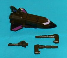 original G1 Transformers combaticon BLAST OFF 100% COMPLETE Bruticus