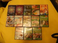 PC Spiele /Lernprogramm- Konvolut bestehend aus 13 Spielen