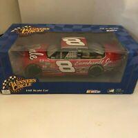 Winner's Circle Dale Earnhardt Jr. Red Nascar Race Car Scale 1/18 Die Cast