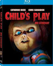 CHILD'S PLAY BLU RAY Movie -Brand New & Sealed-Fast Ship! (HMV-341/HMV-46)