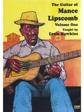 The Guitar Of Mance Lipscomb - Volume 1 Learn to Play Present Guitar MUSIC DVD