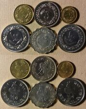 Libya : 1979  Set 6 Coins All BU P/L   IR2934