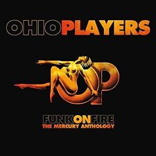 Funk on Fire-anthology Ohio Players CD