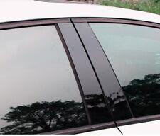 6Pcs Gloss Shiny Black Window Pillar Panel Trim Cover For 16-19 Sportage Kx5 Ql (Fits: Kia Sportage)