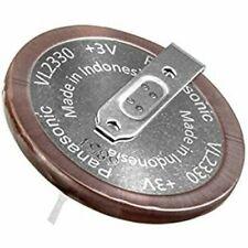 VL2330 Rechargeable Lithium Cellule Batterie PCB Étiquettes 1HFE