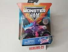 Monster Jam Sparkle Smash Danger Divas Spin Master New Unopened 2019 Free Ship